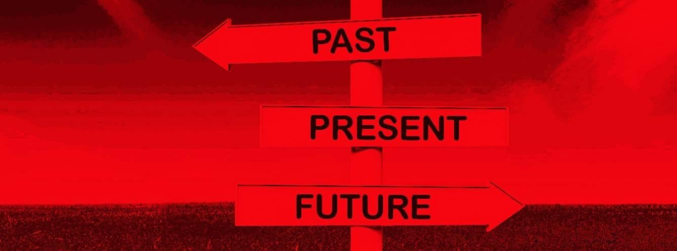 Resultado de imagen de pasado presente de mentiras  y futuro incierto