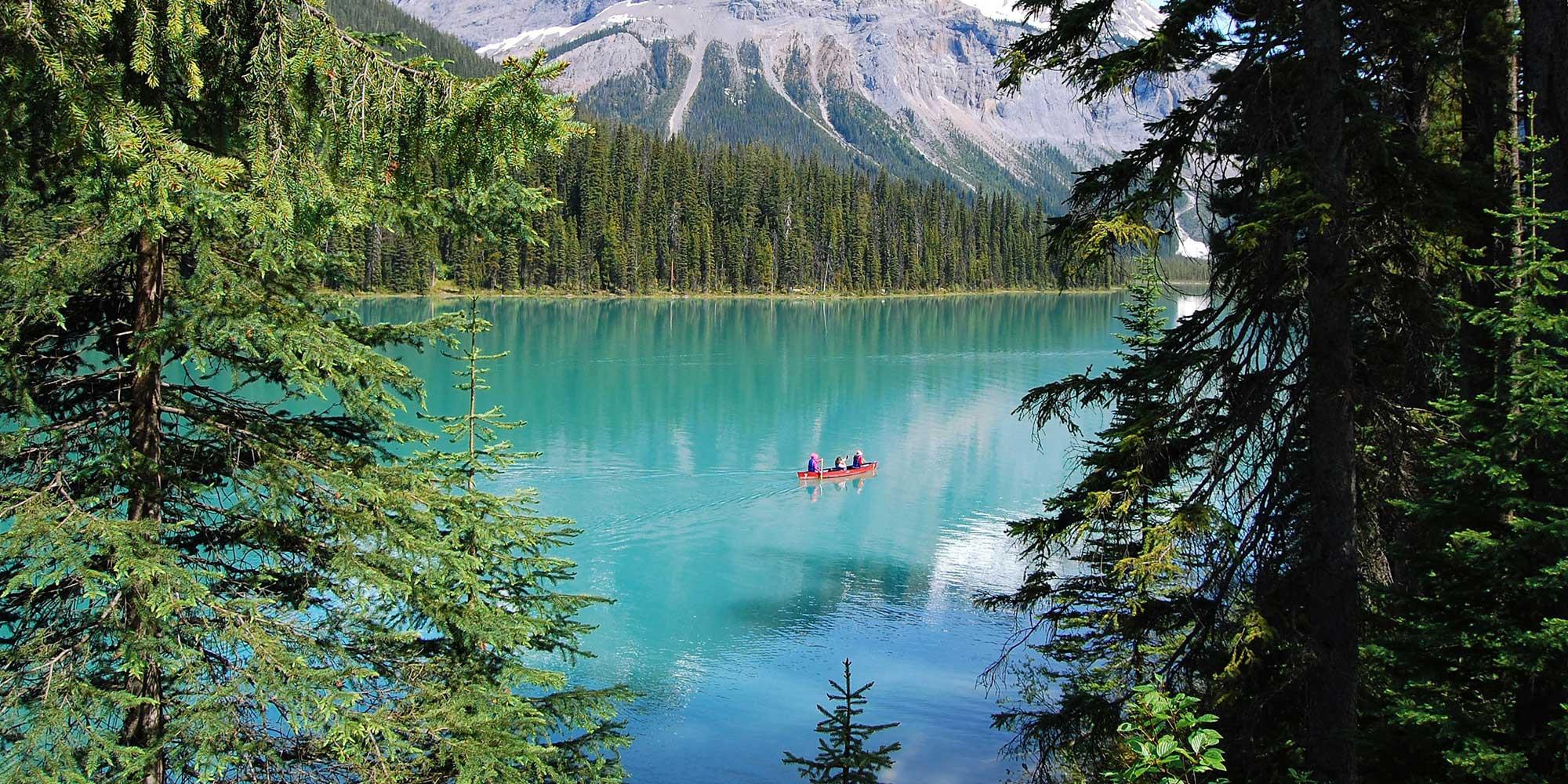 Inmersión en inglés en familia en Canadá