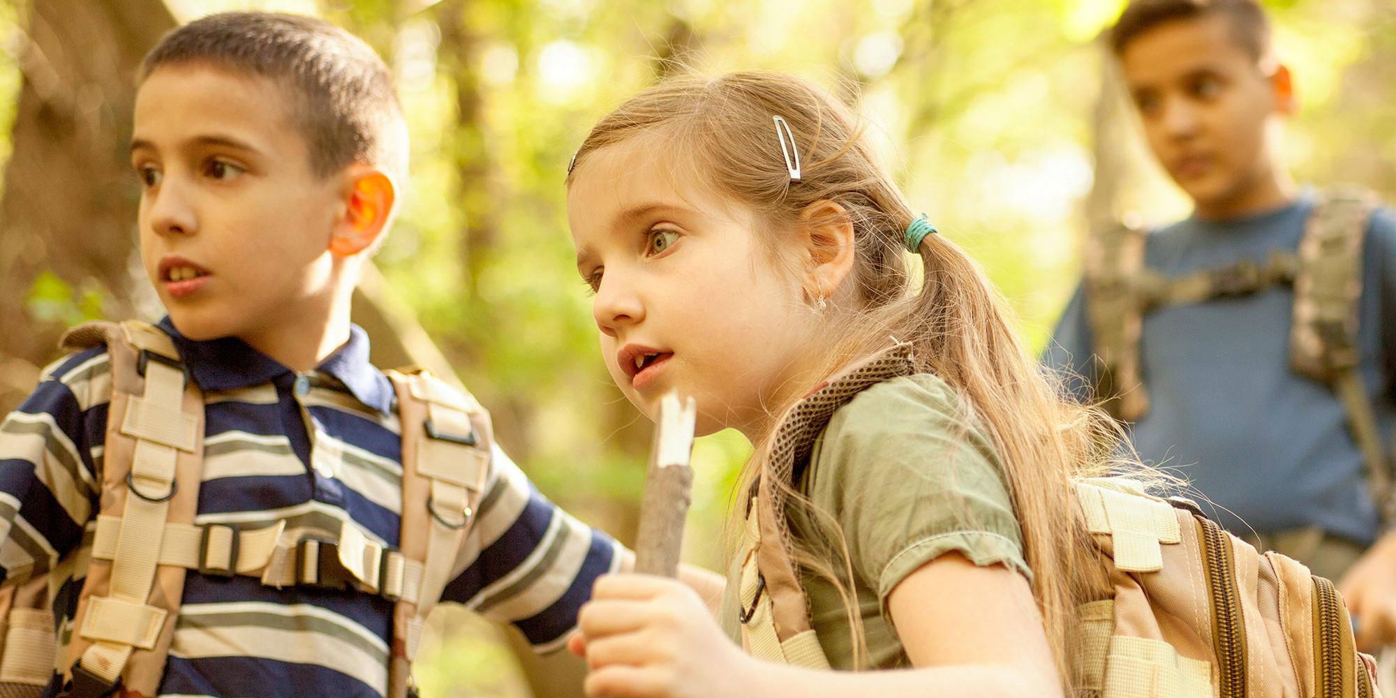 Weekend Camps: campamentos de inglés para niños en fin de semana y días sin cole