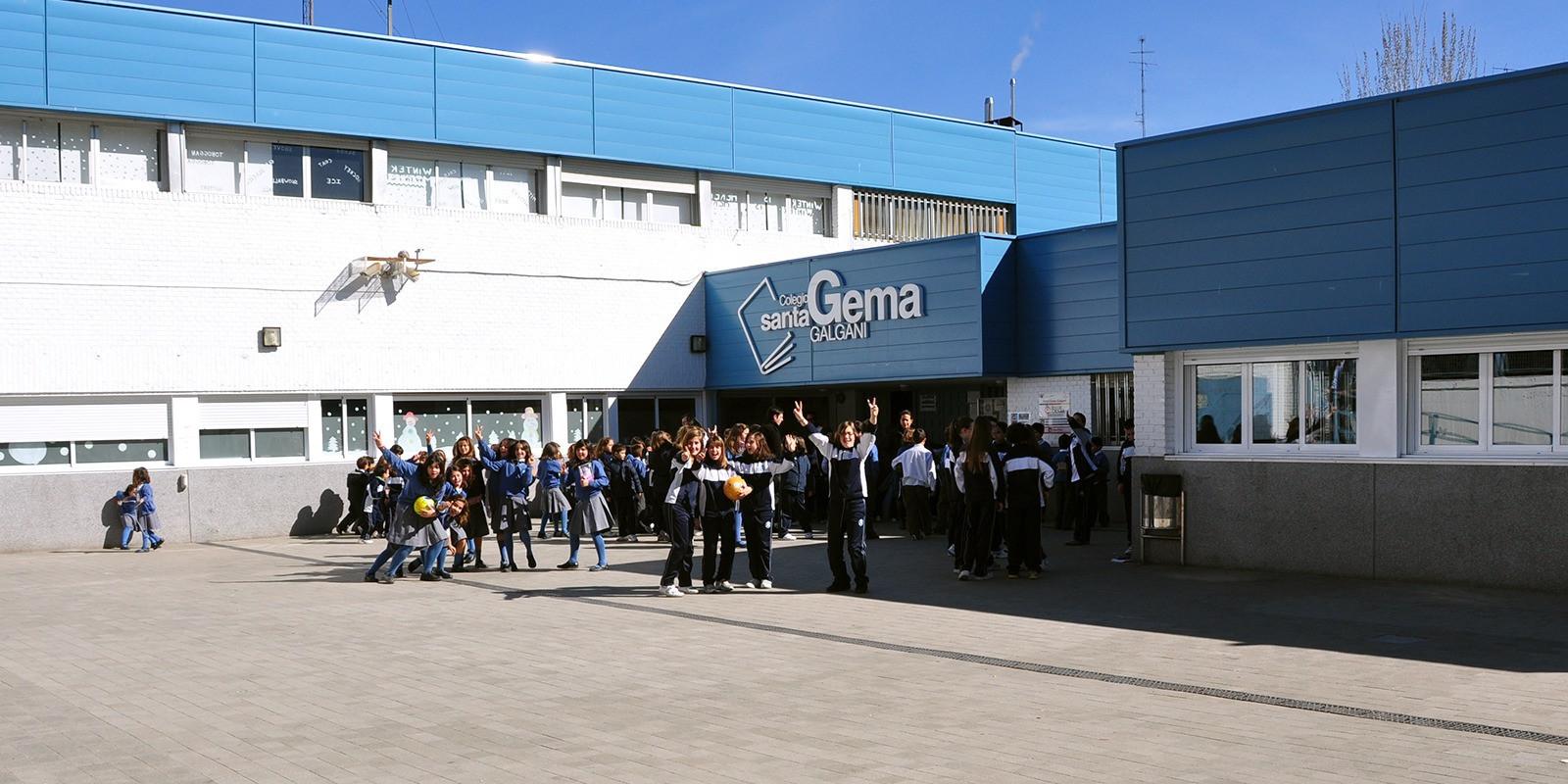 Campamento de Verano Urbano Colegio Santa Gema Galgani (Aluche)