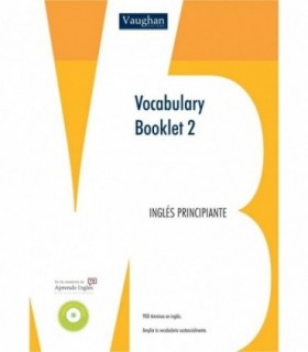 Vocabulary Booklet 2