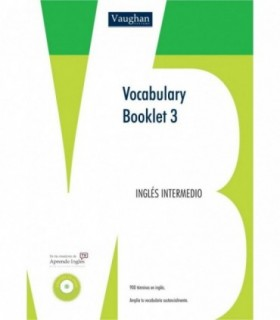 Vocabulary Booklet 3