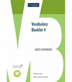 Vocabulary Booklet 4