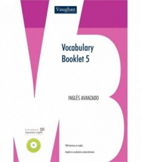 Vocabulary Booklet 5
