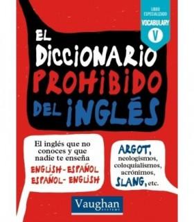 Diccionario Prohibido el inglés