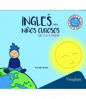 Inglés para niños curiosos 2-3