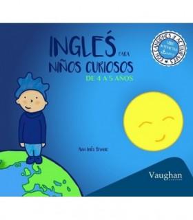 Inglés para niños curiosos 4-5