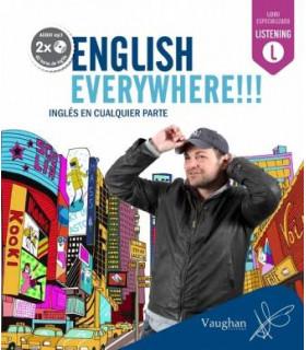 English Everywhere!!! Inglés en cualquier parte