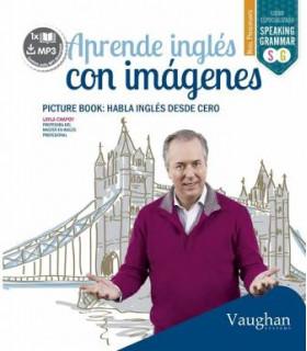 Aprende inglés con imagenes Picture Book nuevo