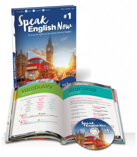 Speak English Now pack complet